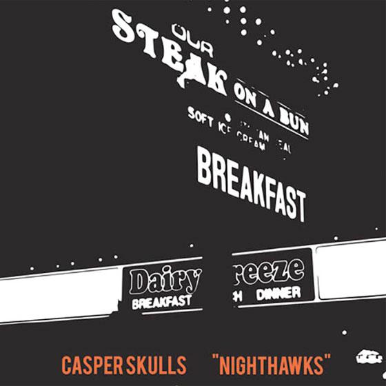 """Casper Skulls """"Nighthawks"""""""