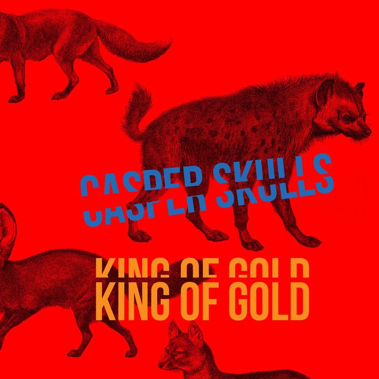 """Casper Skulls """"King of Gold"""""""