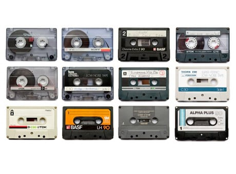 Sony Introduces 185 Terrabyte Cassette Tape