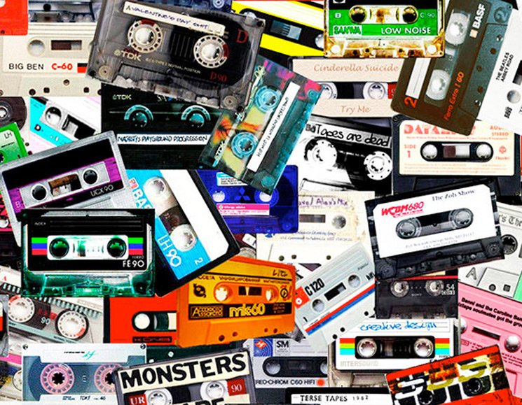 Cassette Sales Jumped 23 Percent in 2018