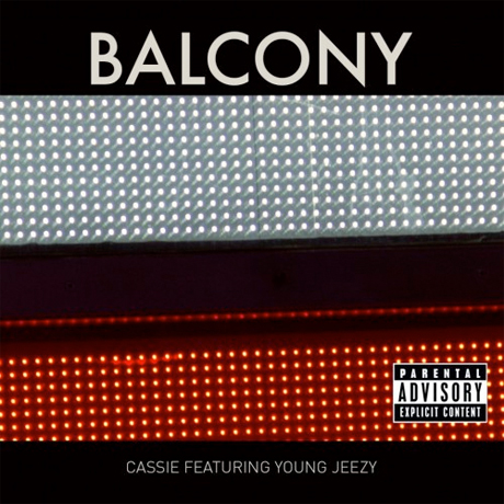 "Cassie ""Balcony"" (ft. Young Jeezy)"