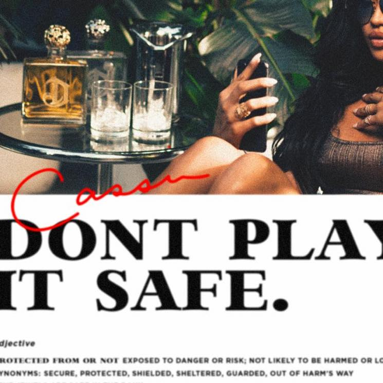 Cassie and Kaytranada Hook Up on 'Don't Play It Safe'