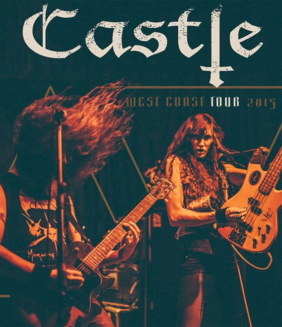Castle Extend Summer Tour Plans