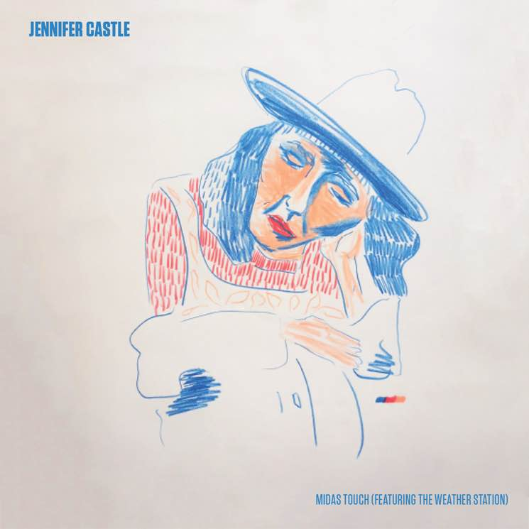 "​Jennifer Castle and the Weather Station Unveil ""Midas Touch"" Collaboration"