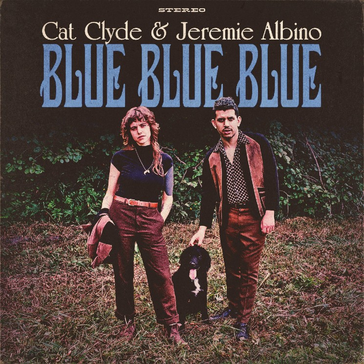 Cat Clyde & Jeremie Albino's 'Blue Blue Blue' Is a Fun Foray into Blues Blues Blues