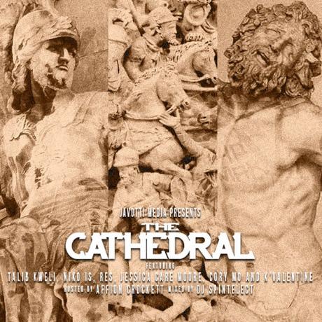 Talib Kweli 'Javotti Media Presents: The Cathedral' (mixtape) (ft. Talib Kweli, Big K.R.I.T., Curren$y, Joell Ortiz)
