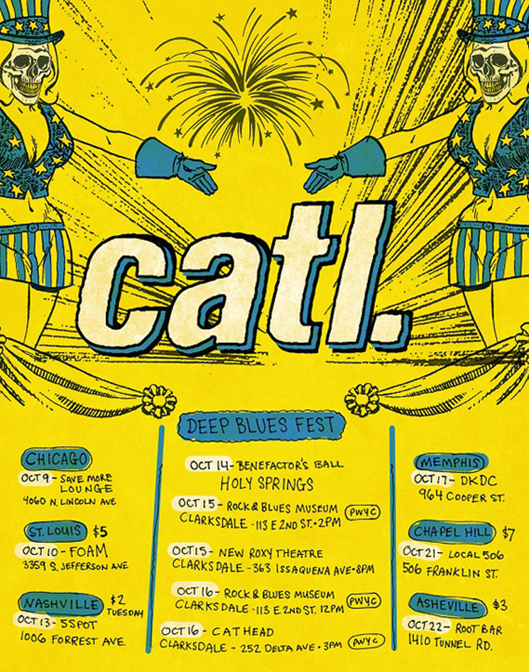 CATL Hit the Road for Fall Tour
