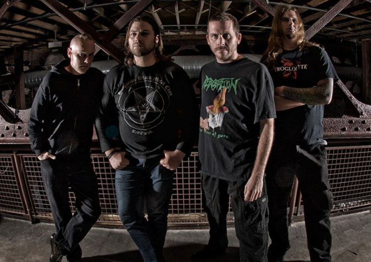 Man Knifed in Mosh Pit at Cattle Decapitation Concert