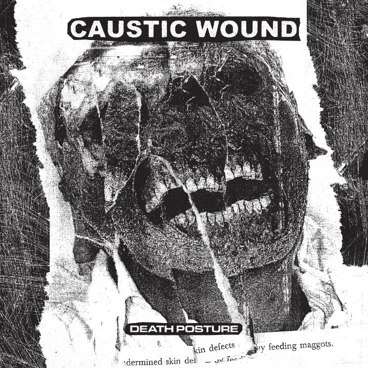 Caustic Wound Burst Out of the Gate on Debut 'Death Posture'