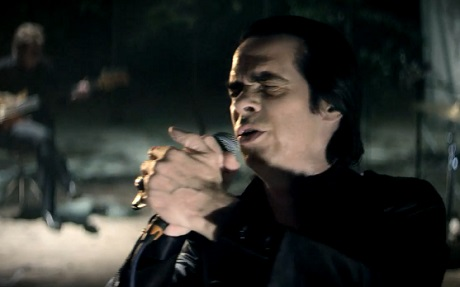 "Nick Cave and the Bad Seeds ""Higgs Boson Blues"" (video)"