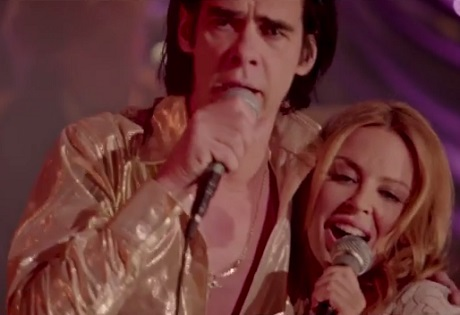 "Nick Cave and the Bad Seeds ""Where the Wild Roses Grow"" (ft. Kylie Minogue) (live video)"