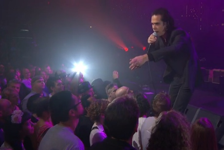 Nick Cave and the Bad Seeds Live on 'Austin City Limits'