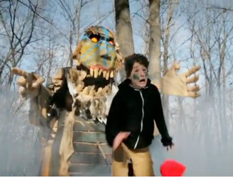 The Cave Singers 'Black Leaf' (video)