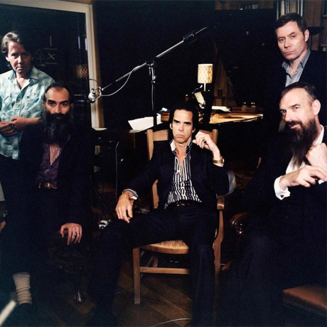 Nick Cave and the Bad Seeds Finally Reissue Catalogue on Vinyl
