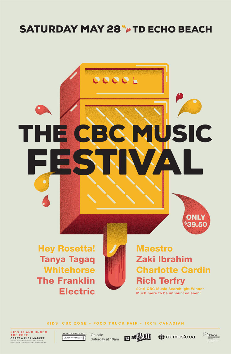 CBC Music Festival Brings Out Hey Rosetta!, Tanya Tagaq and Whitehorse