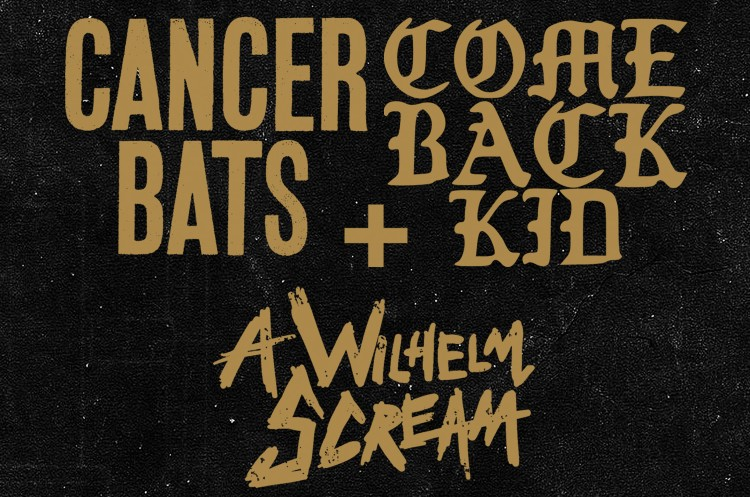 Cancer Bats and Comeback Kid Plot Ontario Tour Dates for 2022
