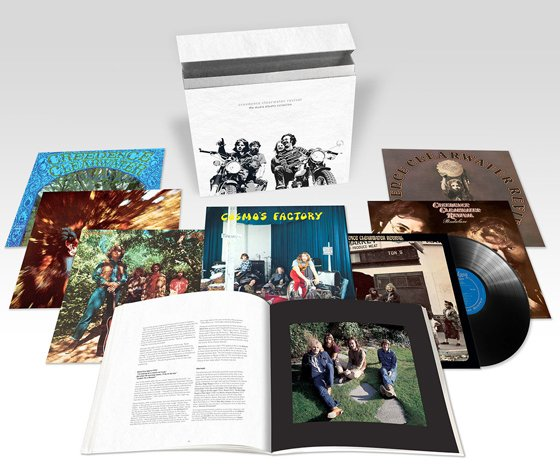 Creedence Clearwater Revival Unveil Career-Spanning Box Set