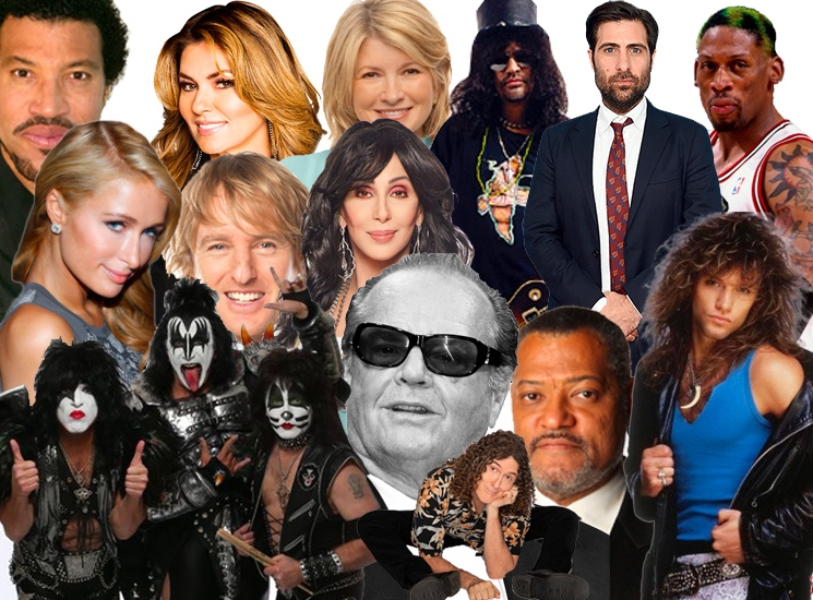 Canadian Artists Weigh In on Their Wildest Celebrity Encounters