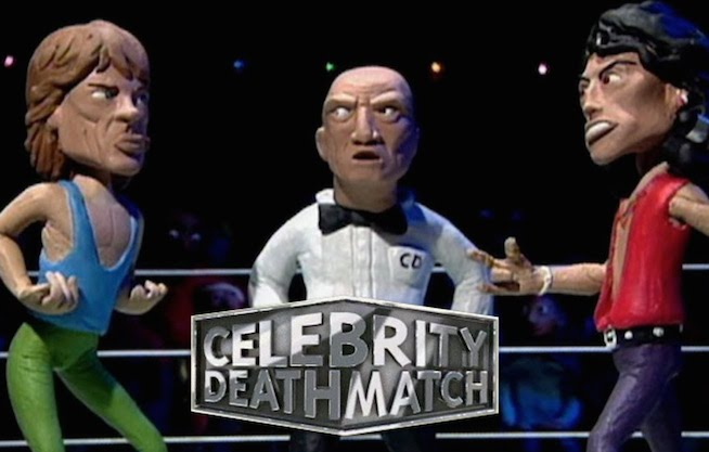 'Celebrity Deathmatch' Is Returning to Television