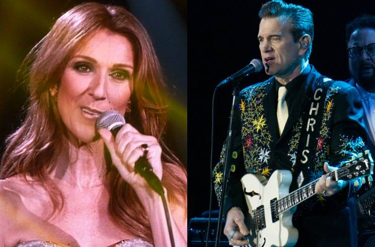 Hear Céline Dion and Chris Isaak Duet on 'Wicked Game'