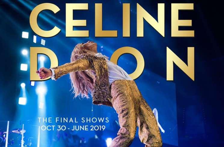 Céline Dion's Las Vegas Residency Will End Next Year