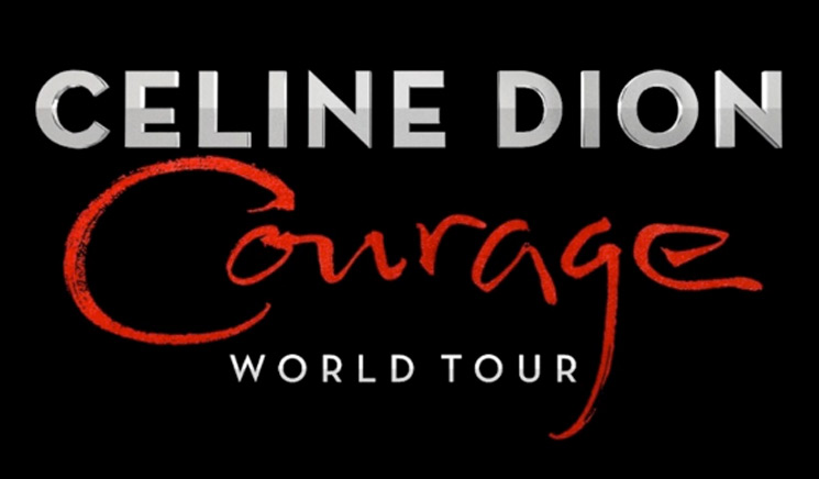 "Céline Dion Brings the ""Courage World Tour"" to Canada"