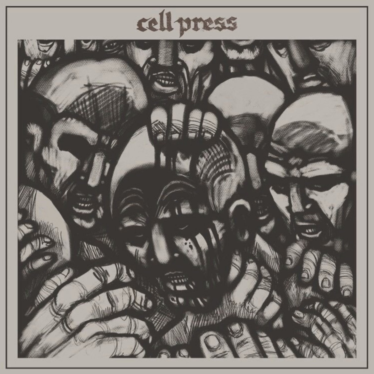 Cell Press' Self-Titled EP Brings Us Back to the Golden Years of Sludge Metal