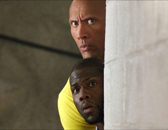 Central Intelligence  Directed by Rawson Marshall Thurber