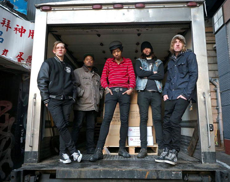 Cerebral Ballzy Map Out Canadian Tour Dates