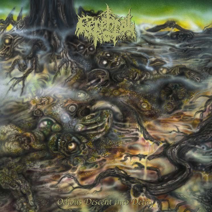 Cerebral Rot Odious Descent Into Decay