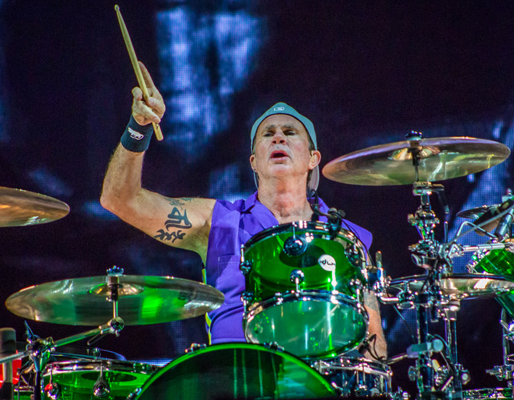 ​Red Hot Chili Peppers' Chad Smith Sparks Retirement Rumours