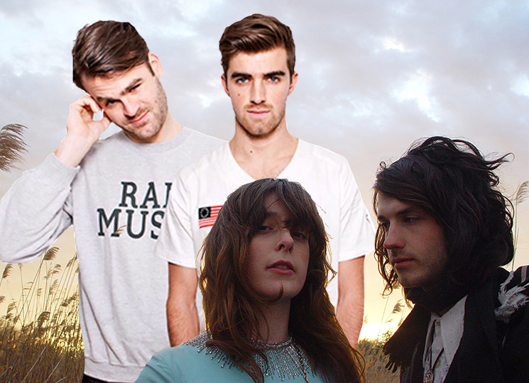 The Chainsmokers Just Released a New Song About Listening to Beach House