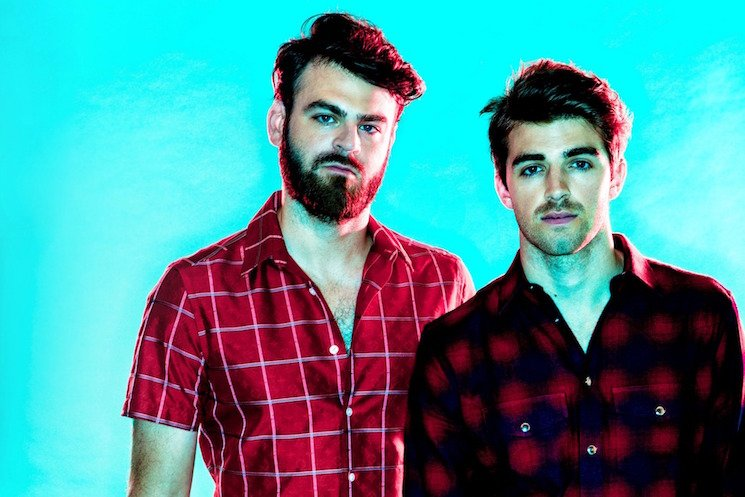 The Chainsmokers Are Under Fire for Performing at a Packed Concert in the Hamptons