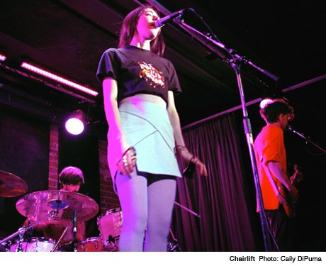 Chairlift / Nite Jewel Electric Owl, Vancouver BC April 6