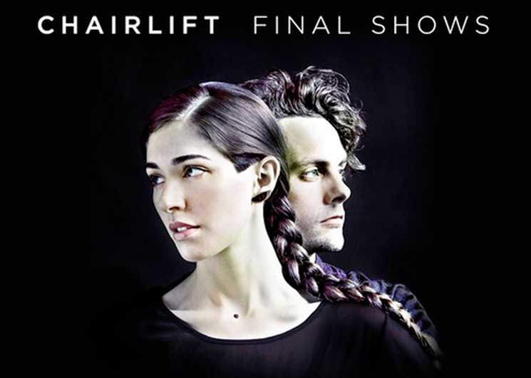 Chairlift Reveal Farewell Tour Dates