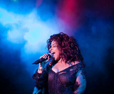 Chaka Khan Kool Haus, Toronto ON, June 19