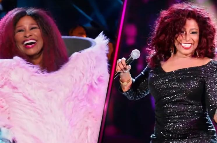 ​Chaka Khan Revealed on 'The Masked Singer'