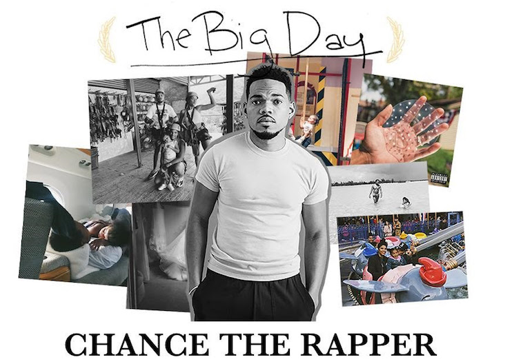 Chance the Rapper Postpones His Entire 'The Big Day' Tour