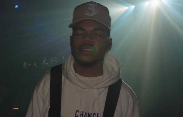 Watch a Teaser Trailer for Chance the Rapper's New Concert Film