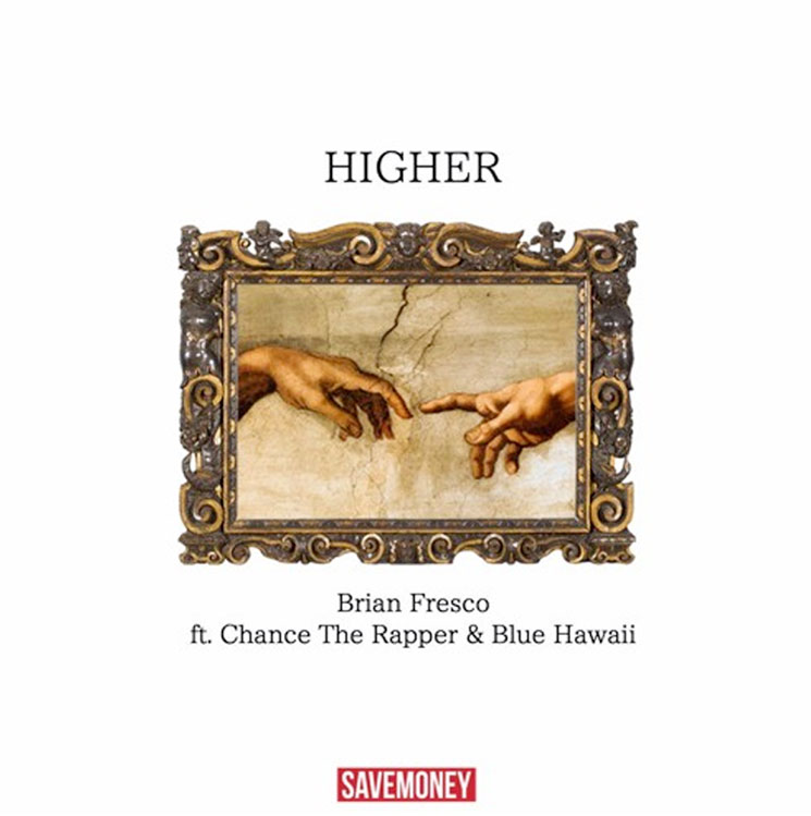 Chance the Rapper and Blue Hawaii Join Forces for New Brian Fresco Track