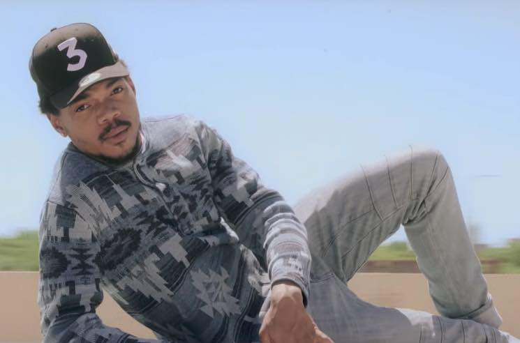 Joey Purp 'Girls @' (ft. Chance the Rapper) (video)