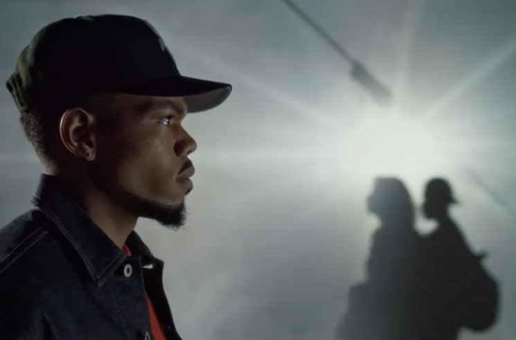 Chance the Rapper Shares Video for 'We Go High'