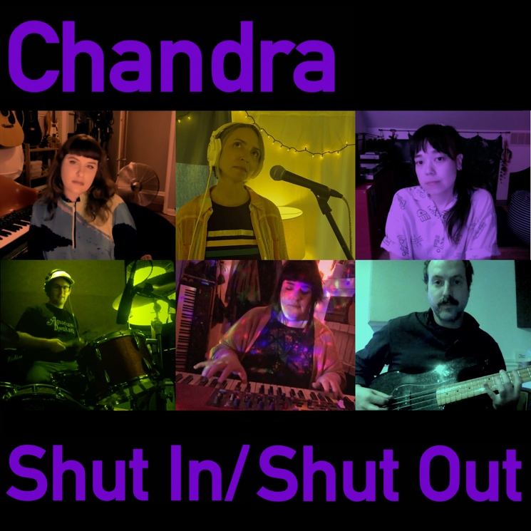 Chandra Revisits 1983 Demo for New Quarantine Single