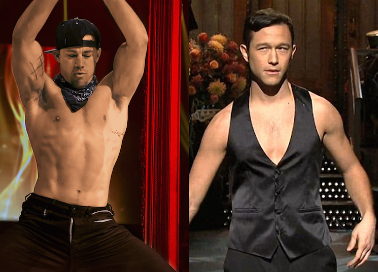 Channing Tatum and Joseph Gordon-Levitt Team Up for Musical Comedy