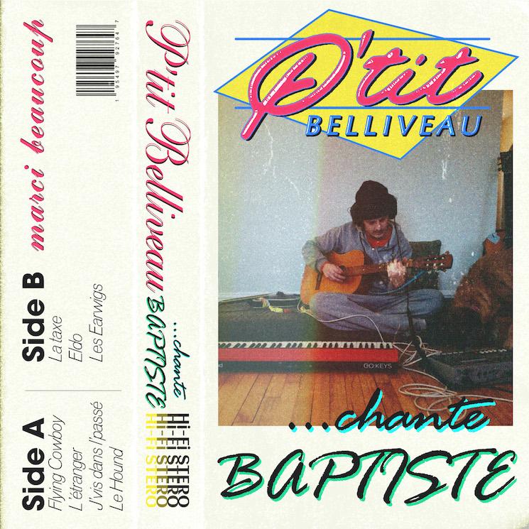 P'tit Belliveau Releases Baptiste Comeau Covers EP