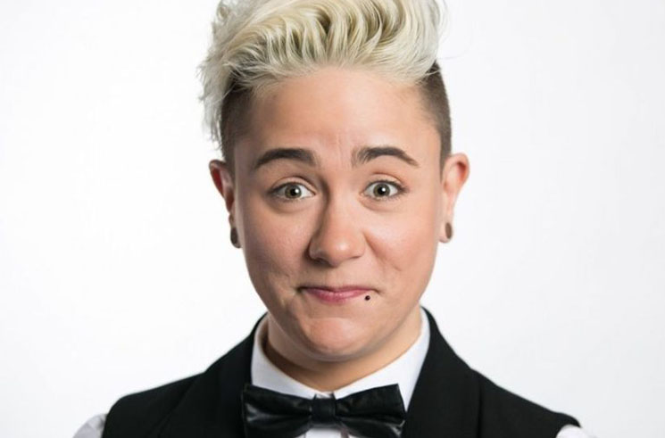 Chanty Marostica Gives Hilarious Teachings at Just for Laughs Just for Laughs, Montreal QC, July 25