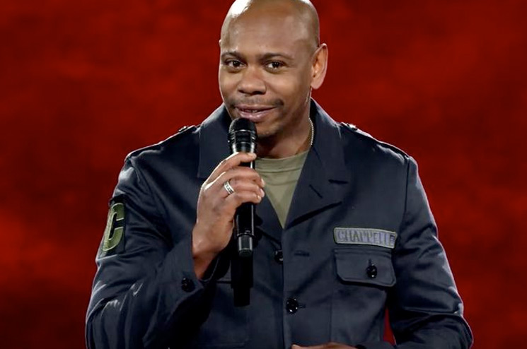 Dave Chappelle Is Being Sued by the Man Who Threw a Banana Peel at Him