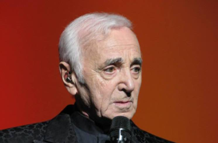 ​French Singer Charles Aznavour Dead at 94