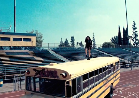 Charli XCX 'Break the Rules' (video)