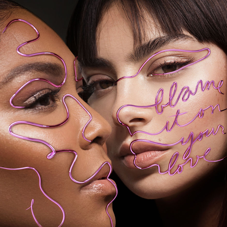 Charli XCX and Lizzo Team Up for 'Blame It on Your Love'